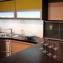 Spritzschutz Küche